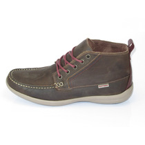 Zapato Hush Puppies Cuero Casual Urbano