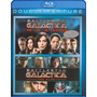 Blu-ray Battlestar Galactica The Plan + The Razor / 2 Films