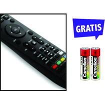 Controle Azbox Bravoo, Bravoo+ (compativel) + 2 Pilha