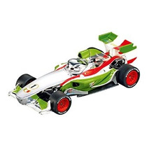 Carrera Go Disney Cars Plata Francesco Bernoulli Slot Car
