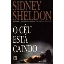 Livro O Céu Está Caindo Sidney Sheldon