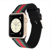 Extensible Correa Tipo Gucci Apple Watch 42 Mm
