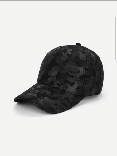 Gorras - Gorra Hombre Camuflaje Negro -   400.00 en Mercado Libre 499080c0979