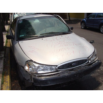 Ford Countour 1999 Caja Estandar Vidrio Rin Puerta Eje Cajue