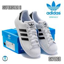 Zapatos Adidas Superstar2 100% Originales Tallas 8,5 - 12us