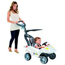 Mini Veículo Smart Baby Comfort Bandeirante Branco Carrinho