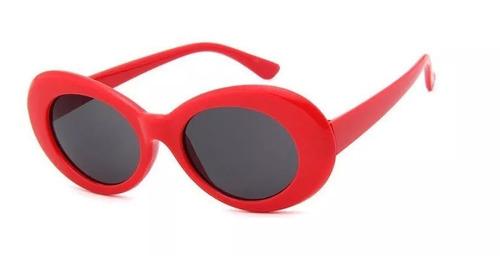 Óculos De Sol Oval Retro Kurt Cobain Armação Branca Uv400 - R  28,00 em  Mercado Livre d7ee8a98f7