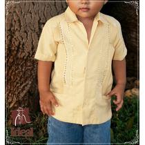 Guayaberas Para Niño , Marca Guayaberas Ideal