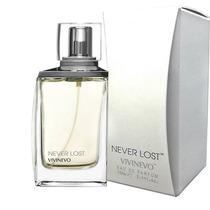 Perfume Vivinevo Never Lost Men - 100ml Masculino