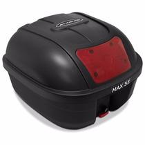 Bauleto Moto Bau Para Bagageiro Max 35 Litros Marca Klarion