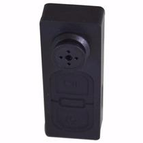 Kit C/ 4 Botão Espião - Micro Câmera Filmadora Espiã