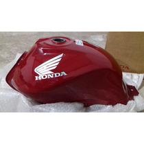 Honda Fan / Titan 150 2009 - Tanque De Combustível Vermelho