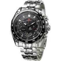 Relógio Casio Edifice Redbull Ef-550 Rbsp