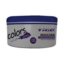 Tigo Cosméticos Tonalizante Color Silver Violeta Mask 300g