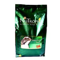 Ração Trinca Ferro Frutas Mel Cereais Nutrópica Premium 5 Kg