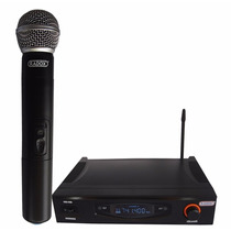 Microfono Inalambrico Radox Mod. 490-492 Uhf Gran Alcance
