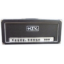 Amplificador Nativo Gts 100h 100w Cabezal. Rock Center