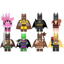 Bati Joker Valiente Pijama Tutu Batman Compatible Con Lego