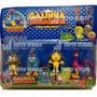 Miniatura Galinha Pintadinha Kit 4 Personagens Promoção