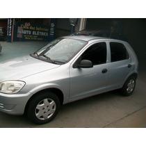 Gm Chevrolet Celta Life 4 Portas 2008 Prata