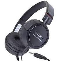 Sony Audífono Del Modelo Mdr-zx100 En Empaque Original Negro