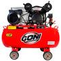 Compresor Goni De 3hp. Con Tanque De 60 Lt Goni Gon970