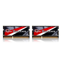 Memória Notebook 16gb Ddr3 G.skill Ripjaws 2x8gb 1600mhz
