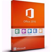 Office Professional Plus 2016 Licencia Original 1pc