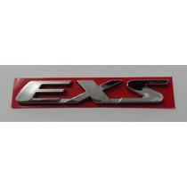 Emblema Exs Civic New Civic 07 08 09 10 11 12 13 14 Honda