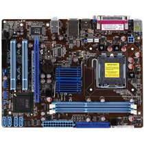 Kit Placa Mãe 775 Ddr3 + Dualcore 5700 3.0ghz + 2gb Memoria