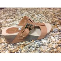 Sandalias Zapatos Para Dama ,marca Traviesa ,nuevos Talla 38