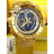 Invicta Original 16805 - Leia Comparativo Original X Réplica
