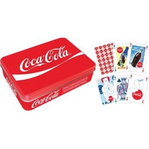 Aquarius - Juegos De Mesa 104040 - Coca-cola Red