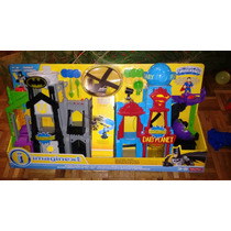 Gotica Y Metropolis Batman Y Superman Imaginext