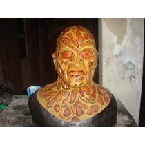 Mascara Freddy Krueger - Latex