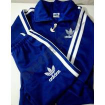 Agasalho Adidas Conjunto Infantil Coleção Outono-inverno
