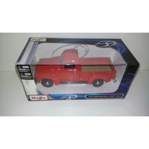 Miniatura Chevrolet Pick-up 3100 - 1950 - Maisto 1:25