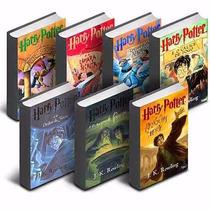 Coleção Harry Potter - 7 Livros - Audiolivro - Original