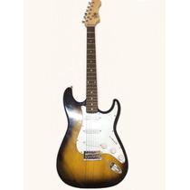 Paquete Guitarra Electrica Skala C/accesorios Garantizado