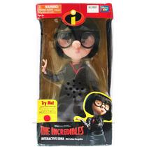 Edna Interactive Con Frases En Ingles Los Increibles Toy