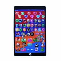 Mini Tablet Laptop Brinquedo Interativo Patati Patata Crianç
