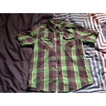 Camisa Hawk L(7) D Niño