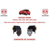 Bomba Licuadora Direccion Hidraulica Dodge Neon 2001