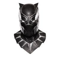 Máscara Luxo - Pantera Negra Adulto Frete Grátis