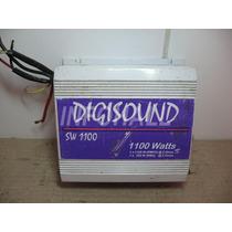 No Estado Módulo Digisound Sw1100 1100watts