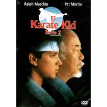 Dvd El Karate Kid 2 ( The Karate Kid 2 ) 1984 - John G. Avil