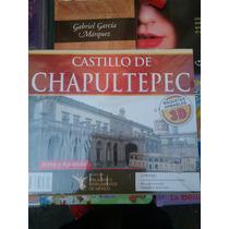 Rompecabezas De Madera Del Castillo De Chapultepec