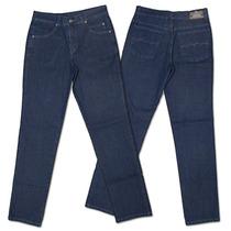 Calça Jeans Plus Size Masculina Com Lycra Tamanho 50 Ao 58