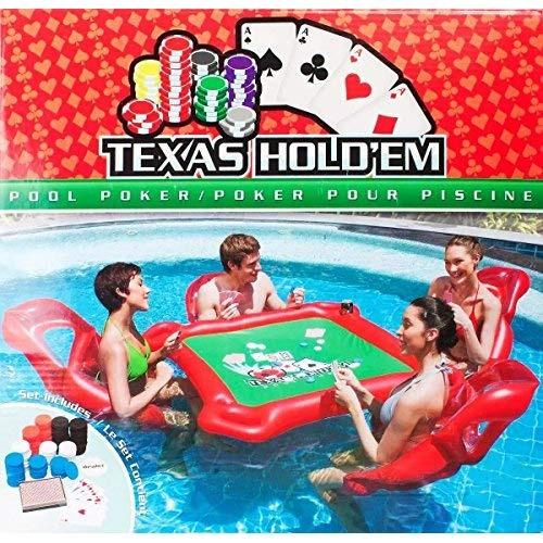 Alien Tech Juegos Inflables Del Agua Del Juego Del Poker