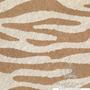 PD1005 textura em malhado bege com camurça (pontos de glitter em cima do camurça)